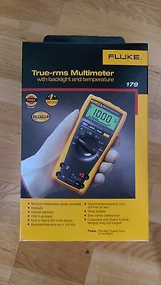 Fluke 179 AC/DC True RMS Digital Multimeter