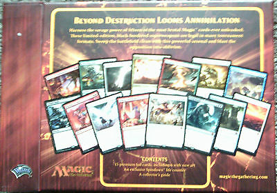 Magic the Gathering From the Vault: Annihilation w Cataclysm Terminus Upheaval