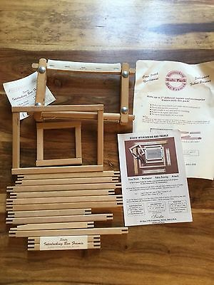 Needlework,Cross Stitch and Tapestry Frames multi pack