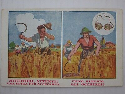 Advertising-Insurance-Agricolture-Ass.naz.infortuni-Milano-O4Z-X97980