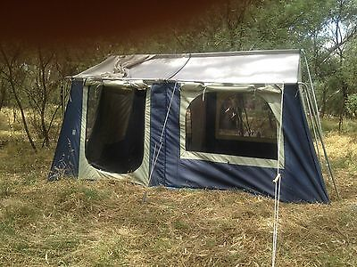 Family Tent - Stockman Weekender