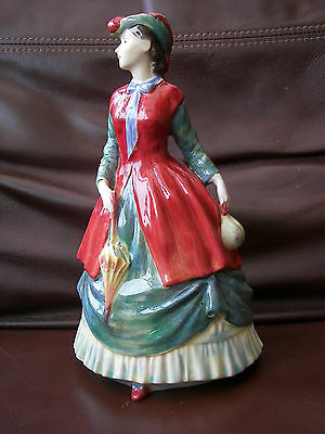 Vintage Royal Doulton Figurine - The Young Miss Nightingale HN 2010