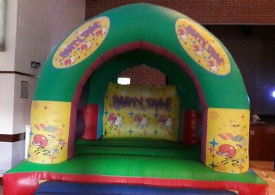 commerical bouncy castle