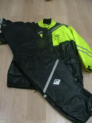 Waterproof 2 piece suit size XL from Baleno fishing motorcycle etc