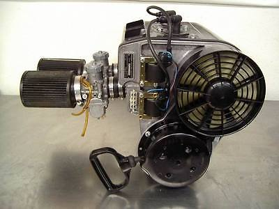 NICE 53hp 503 Rotax DCSI Ultralight-Airboat-Hovercraft Engine & MORE DONT MISS!