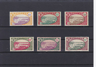 Lot 002 : timbres Niger*/.