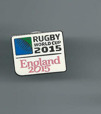 Rugby World Cup Rugby Union Badge N0 4 England