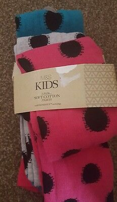 Tights for Girls – Size: 7-8 yrs