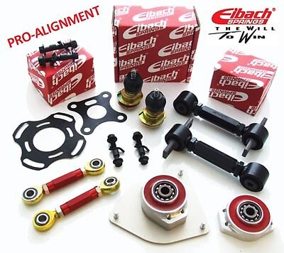 5.72265K Eibach Pro-Alignment Eibach G35 Rear Camb Bolt Kit New!
