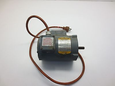 Baldor 1/4 HP Industrial Motor 115/230v SINGLE PHASE KL3403