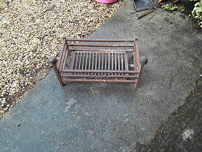 Wrought Iron Fire Basket / Grate