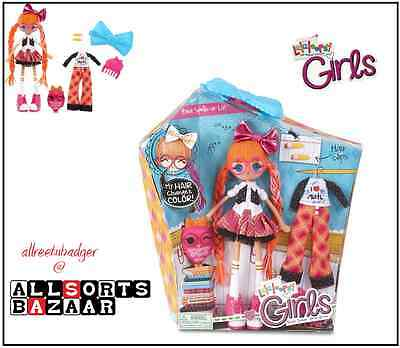 NEW Lalaloopsy Girls Deluxe Spells-a-Lot Figure Doll with Extra Outfit
