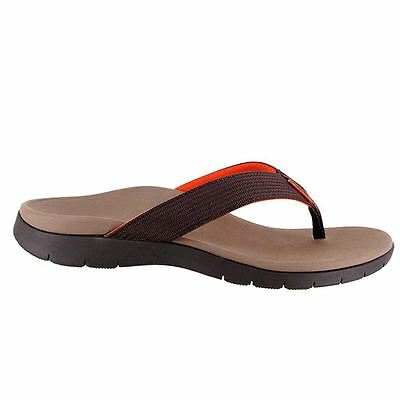 Vionic 544 Mislander Dark Brown Mens Sandals