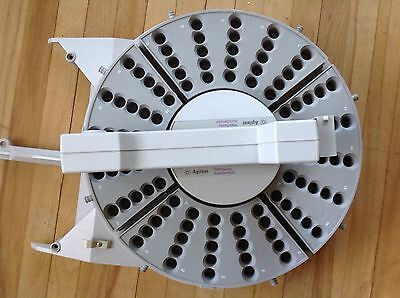 Agilent Technologies 7683 Series AutoSampler Tray G2614A with G2614-60610 cable