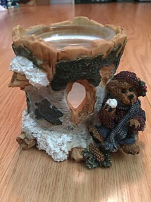 Boyds Bears Candle