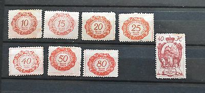 PORTUGAL early old, mixed condition stamps