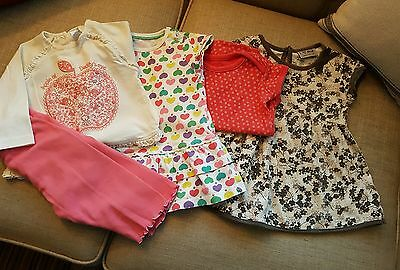 Baby girl 3-6 months summer bundle Next Miniclub Mothercare M&S