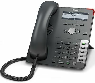 SNOM 710 POE Entry Level Business Office IP Phone