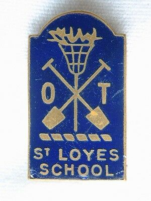 St. Loyes School (Of Occupational Therapy) - Old Enamel Badge