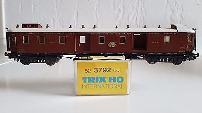 TRIX 23792 Orient Express  Fourgon Voiture CIWL  n 1205 Bagages