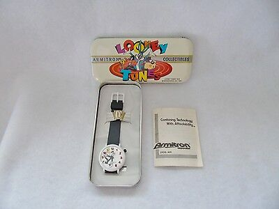 Warner Brothers SYLVESTER Looney Tunes Collectible Quartz Analog Watch  NEW