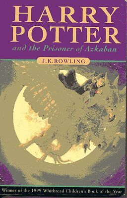Harry Potter and the Prisoner of Azkaban, (Book 3) FIRST EDITION with errors