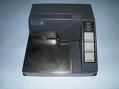 EPSON TM-U295 Slip Printer M65SA POS Receipt printer  Parallel NO Power Supply