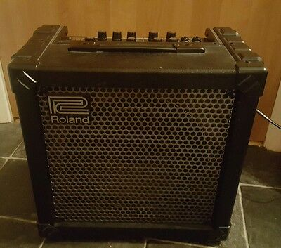 Roland 30X Amplifier With Onboard Fx, 30W