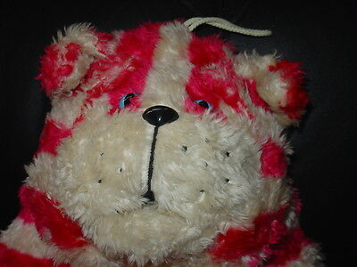 Large Bagpuss Pyjama Hot Water Bottle Case Soft Toy 30Th Anniversary W/h Mouse