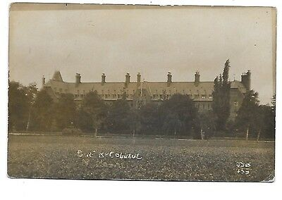 B? College OXFORD Early RP Postcard Duplex