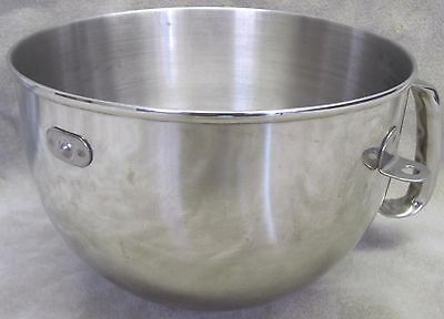 Kitchen Aid 6 Quart Stainless Steel Mixer Bowl KN2B6PEH