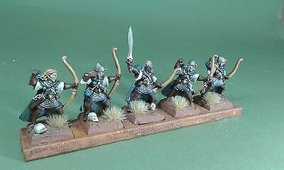 5 Sombríos Grey Watchers Altos Elfos Warhammer Age of Sigmar propainted (1)