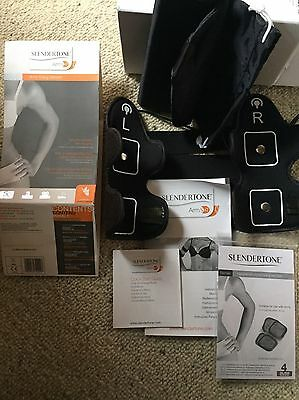 Slendertone Arm Toner triceps for Women - No  Controller Garment with new pads