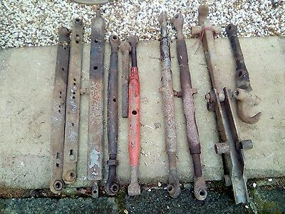 Massey ferguson tractor parts 10 in total