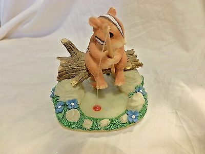 Charming Tails Charming Tails Figurine Gone Fishing 83 702 DEAN GRIFF(87)