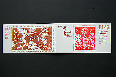 GB £1.43 booklet FN2B