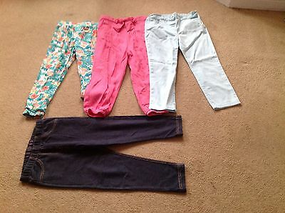 girls trousers size 3-4 years