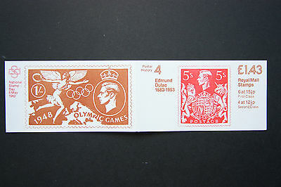 GB £1.43 booklet FN2A