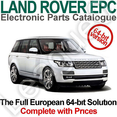 Land Rover Microcat 12/2014 64-bit version. The December 2014 EPC with Prices
