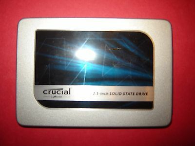 "Crucial MX300 2.5"" 275GB SATA III 3-D Vertical Internal Solid State Drive (SSD)"