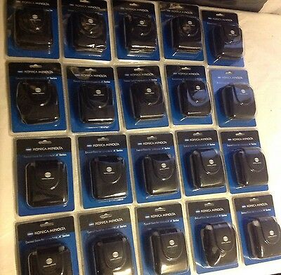 Wholesale Lot Of 20 Konica Minolta Camera Cases Dimage X Series New