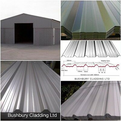 box profile roof sheets for farm buildings and storage containers
