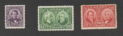 Mint Set of 1927 Historical Issue : LOT 551