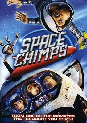 Space Chimps [New DVD] Full Frame, Subtitled, Widescreen, Ac-3/Dolby Digital,