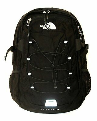 The North Face Men Classic Borealis Backpack Black NEW