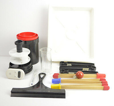 Darkroom and Developing film photography processing and finishing equipment