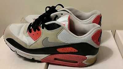 Nike Air Max Infrared Men's Sneakers Size 11 #325018-107
