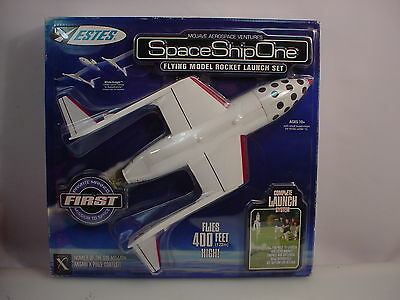 Estes Rocket Kit Estes Space Ship One W- Complete Launching System New Sealed