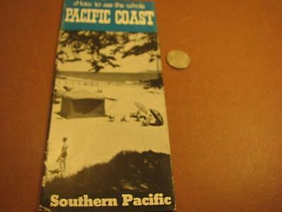 1934 Southern Pacific  Guide to the Whole Pacific Coast