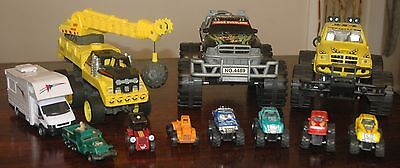 Toy Trucks and Cars - Big Wheel Toys